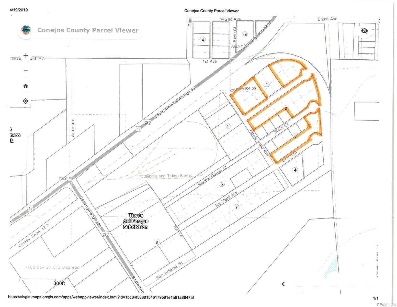 Monte Vista Ave, Antonito, CO 81120 - Antonito, CO real estate listing