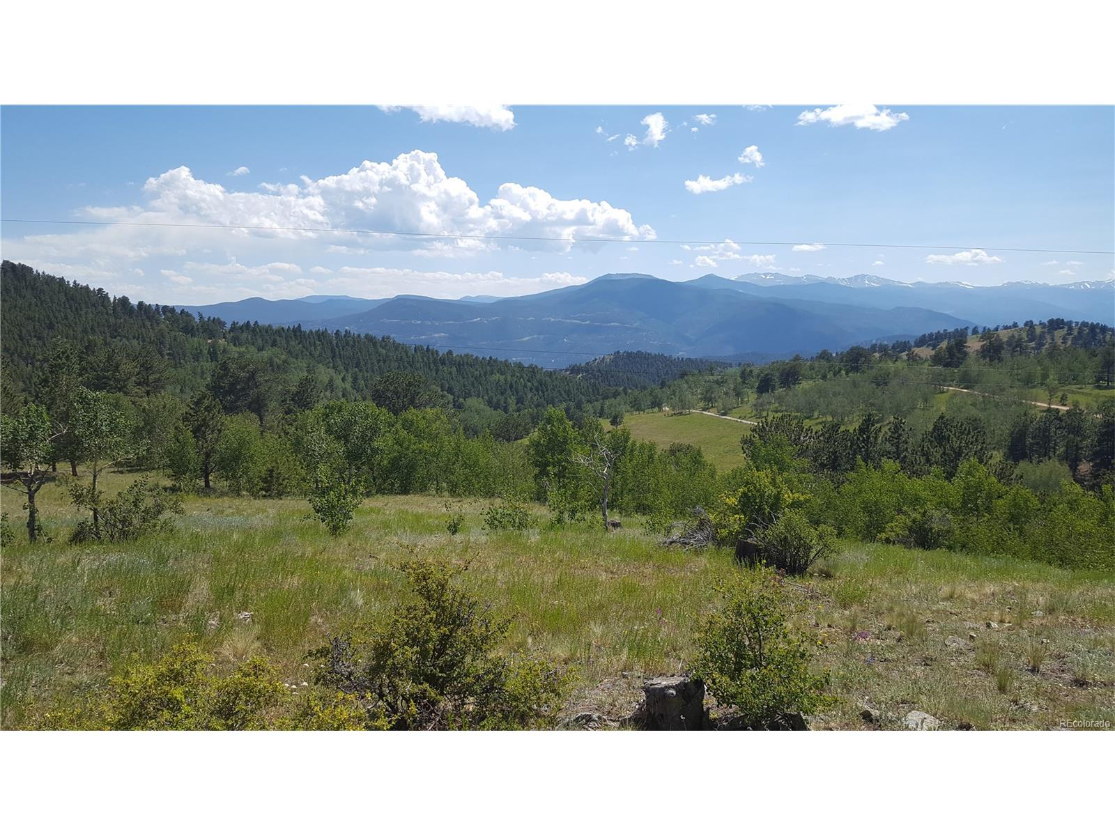 Golden Gate Canyon Real Estate Listings Main Image