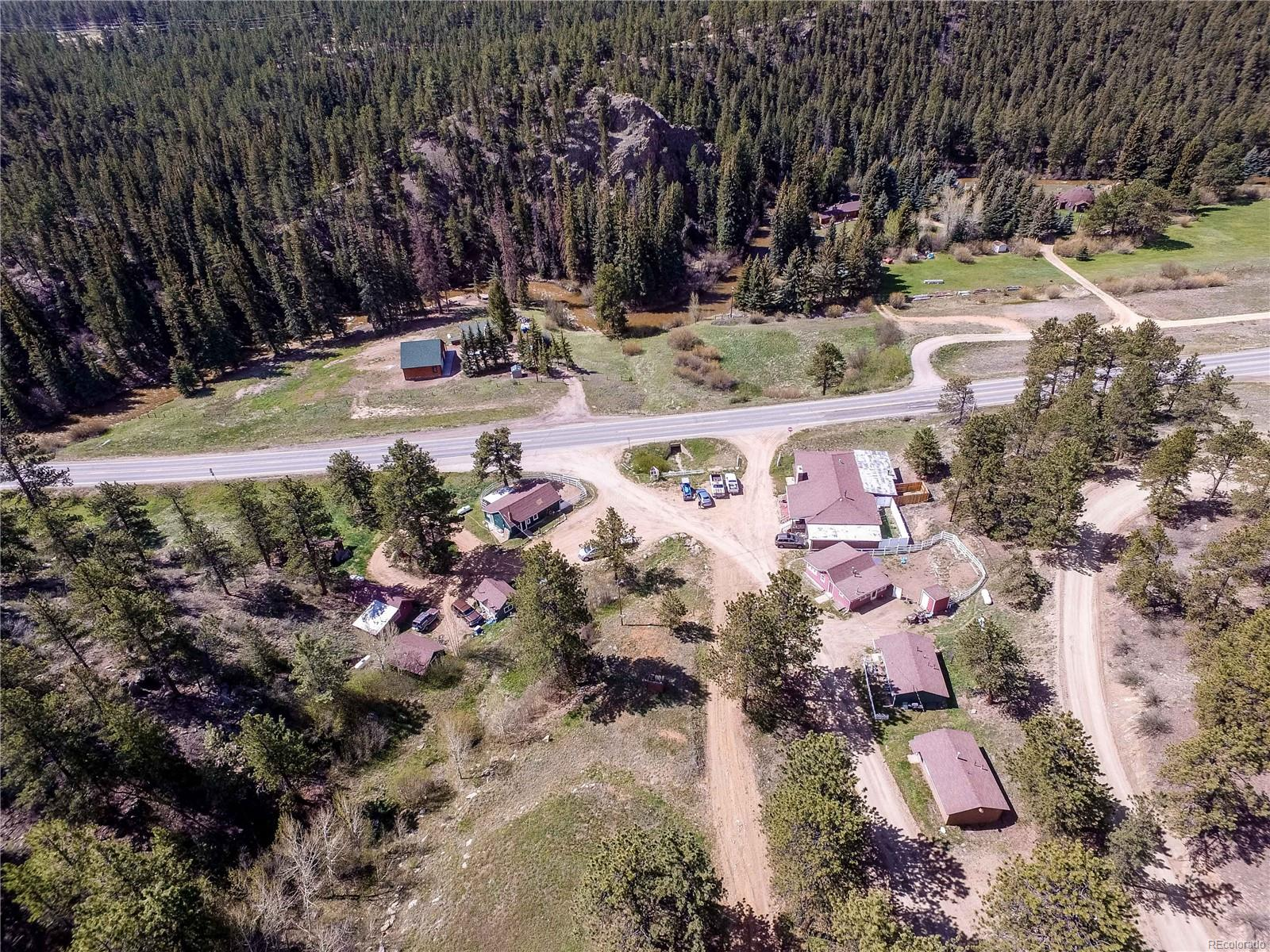 58415 US Highway 285, Bailey, CO 80421 - Bailey, CO real estate listing
