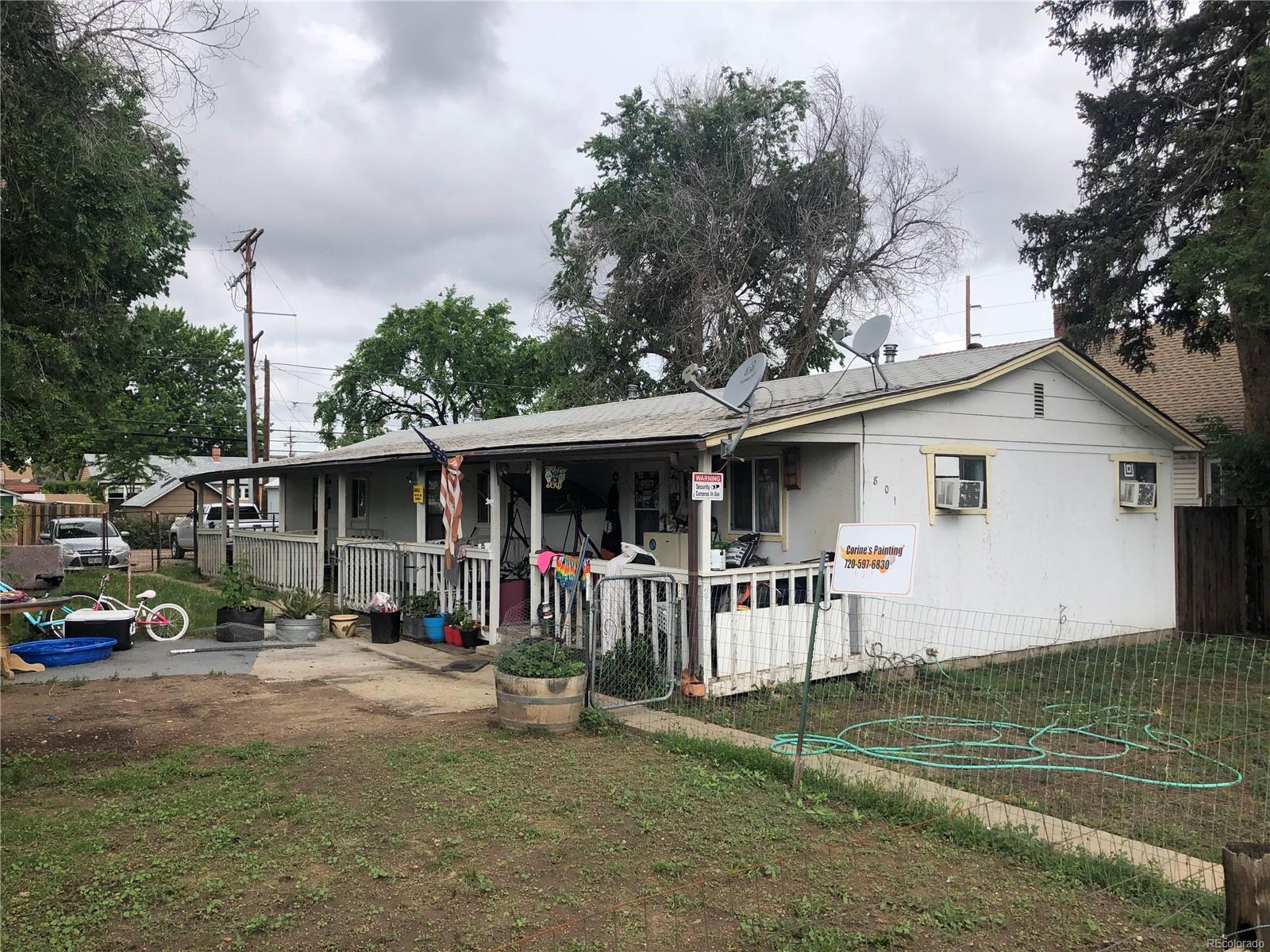 801 Denver Avenue, Fort Lupton, CO 80621 - Fort Lupton, CO real estate listing