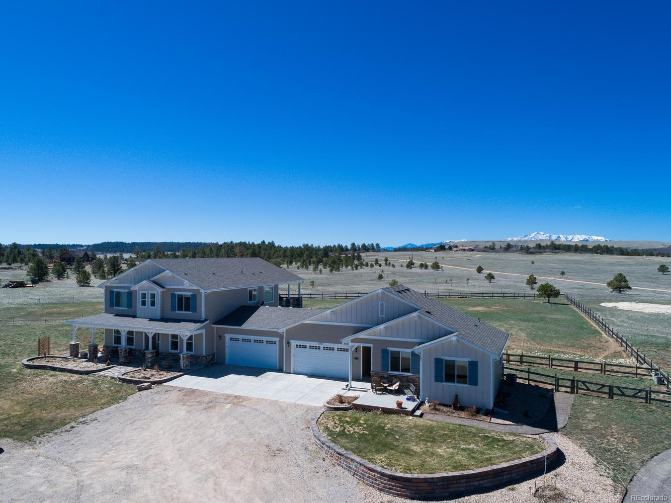 7714 Greenland Road, Franktown, CO 80116 - Franktown, CO real estate listing