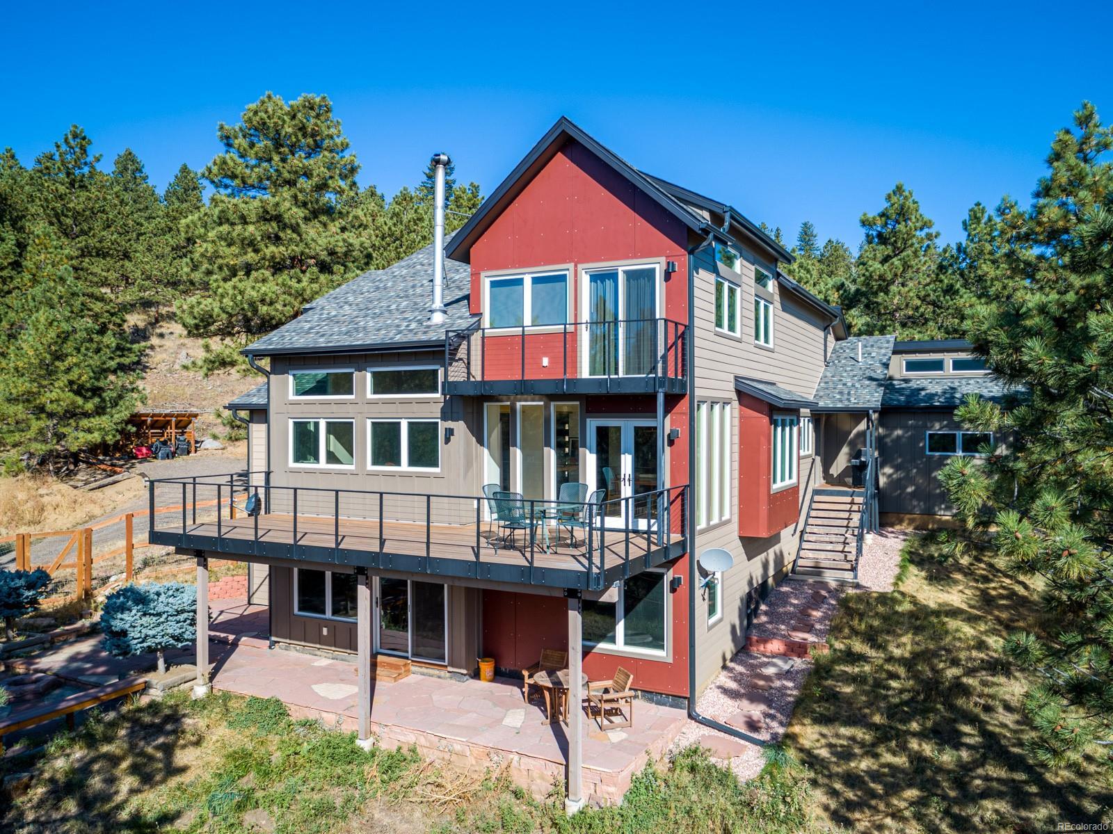 721 Cougar Drive, Boulder, CO 80302 - Boulder, CO real estate listing