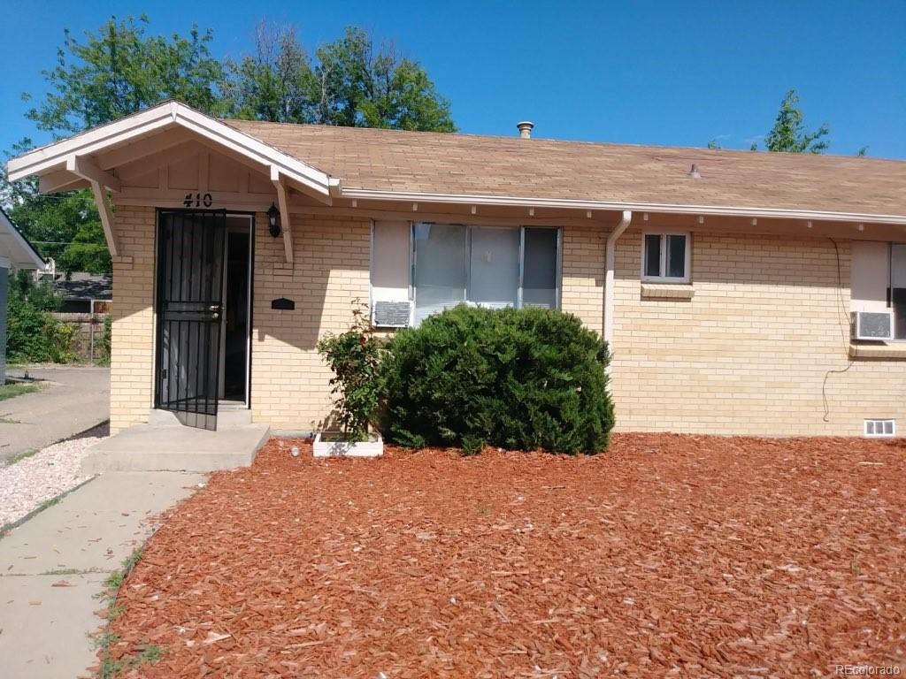 408 Dayton Street, Aurora, CO 80010 - Aurora, CO real estate listing