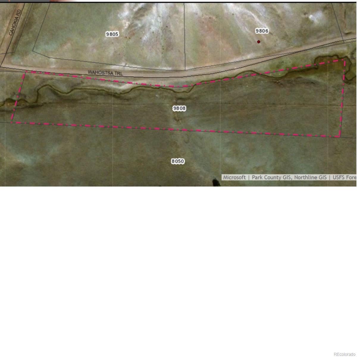 5178 Wahostsa Trail, Hartsel, CO 80449 - Hartsel, CO real estate listing