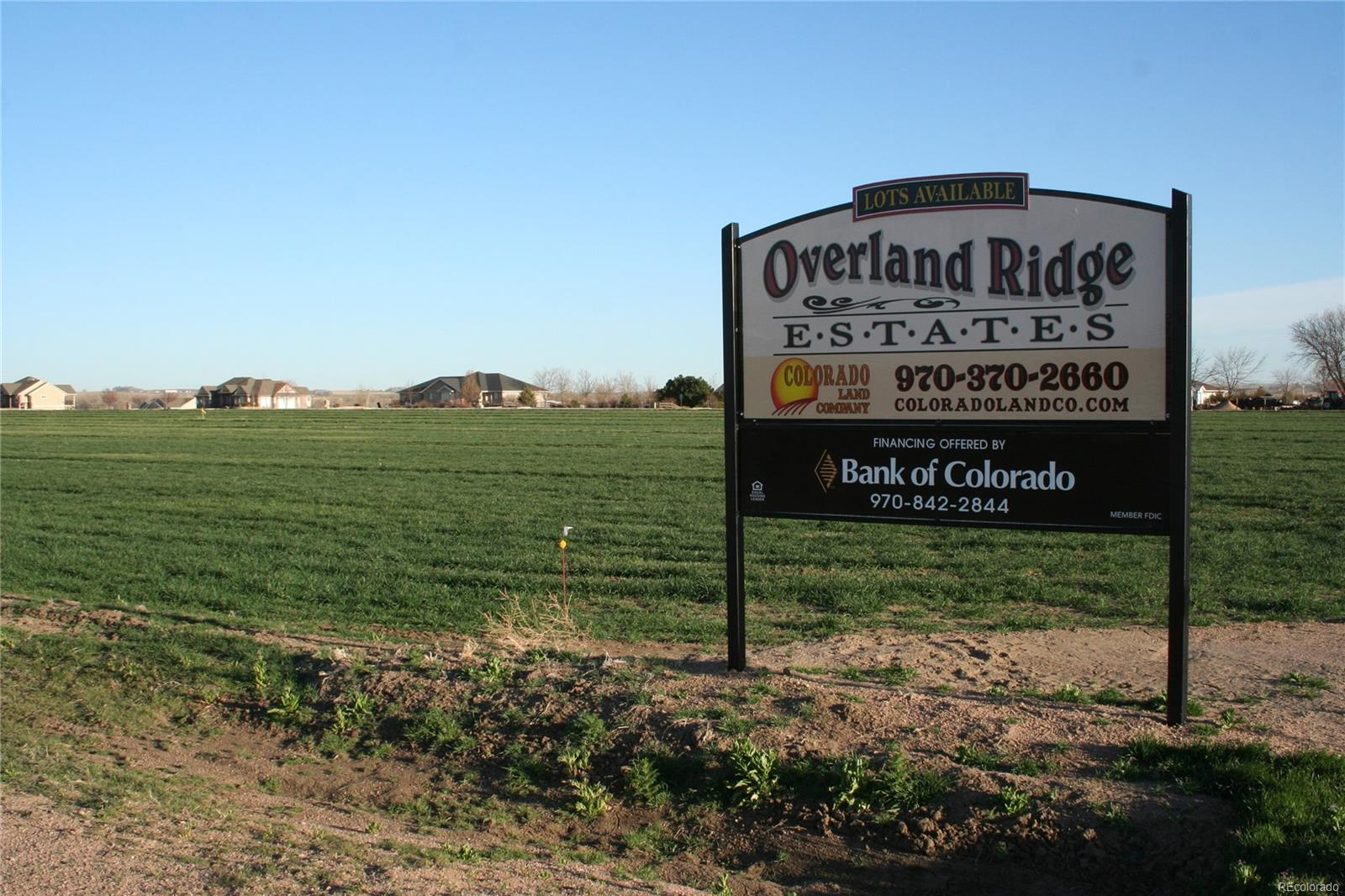 19349 County Road 25 Lot 20, Brush, CO 80723 - Brush, CO real estate listing
