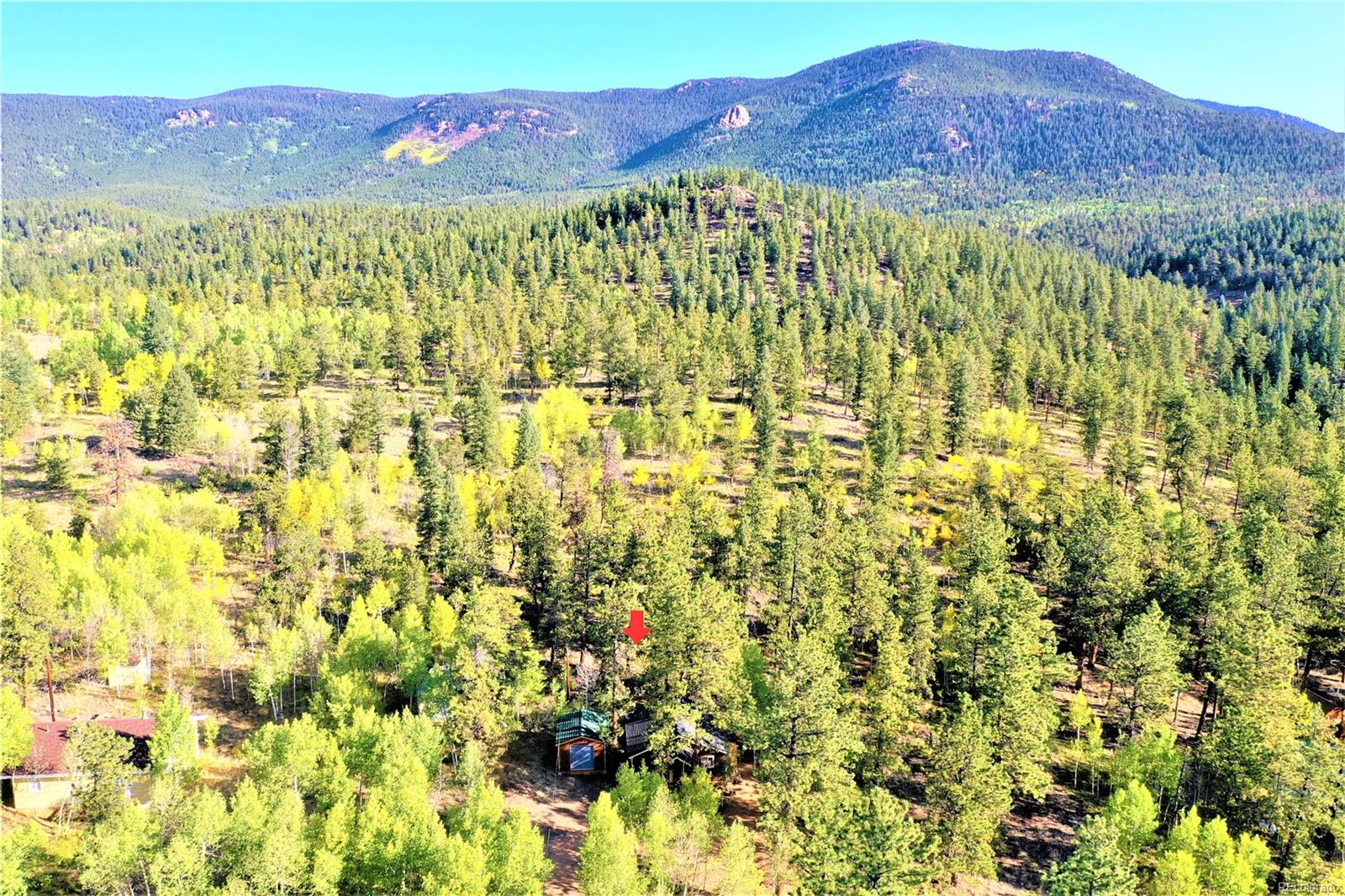 127 Baker Road, Bailey, CO 80421 - Bailey, CO real estate listing