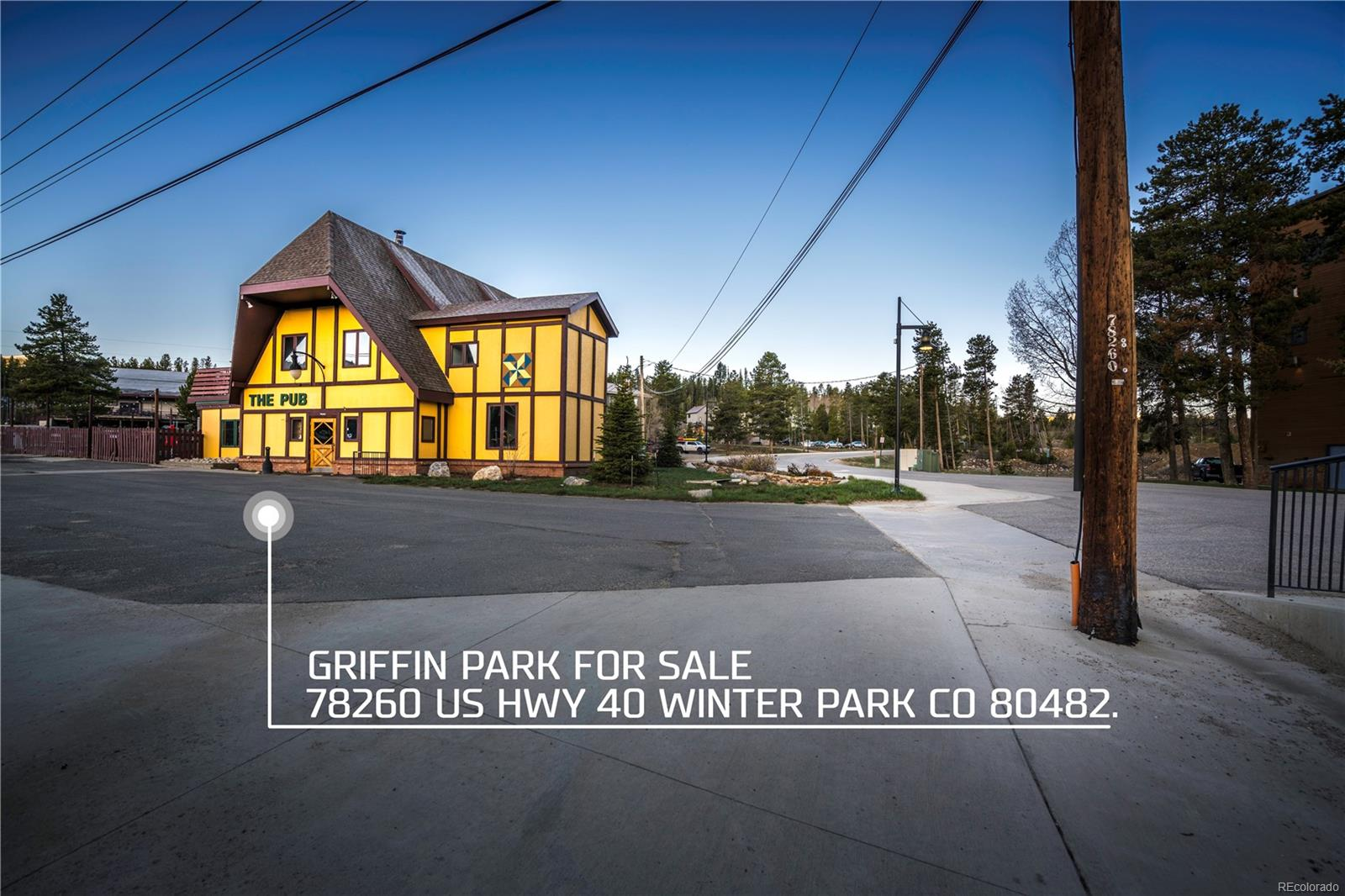 78260 US Hwy 40, Winter Park, CO 80482 - Winter Park, CO real estate listing