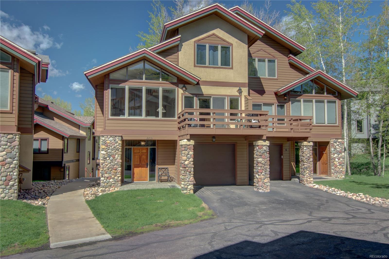 2831 Kitzbuhel Court, Steamboat Springs, CO 80487 - Steamboat Springs, CO real estate listing