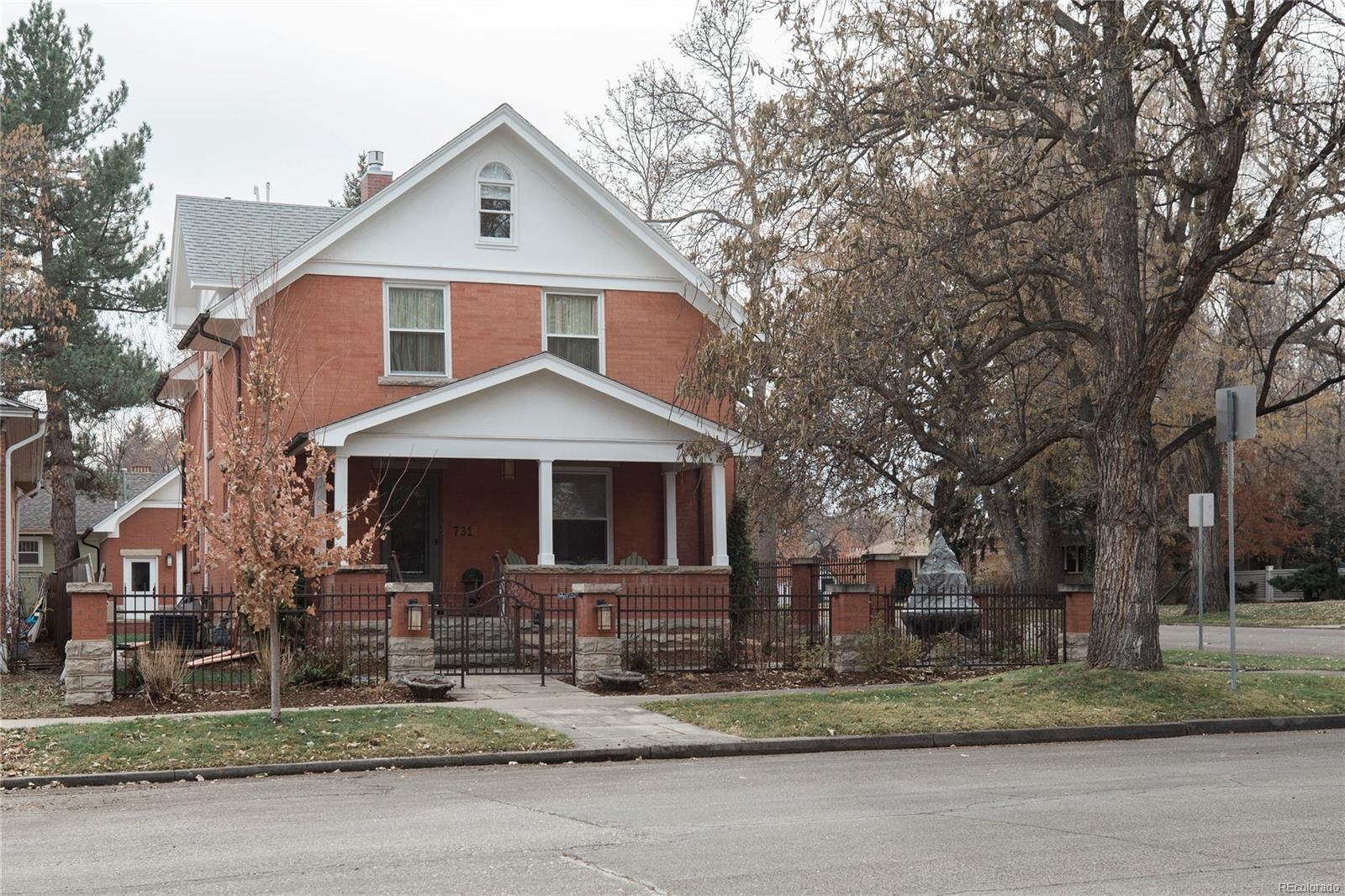 731 W Olive Street, Fort Collins, CO 80521 - Fort Collins, CO real estate listing