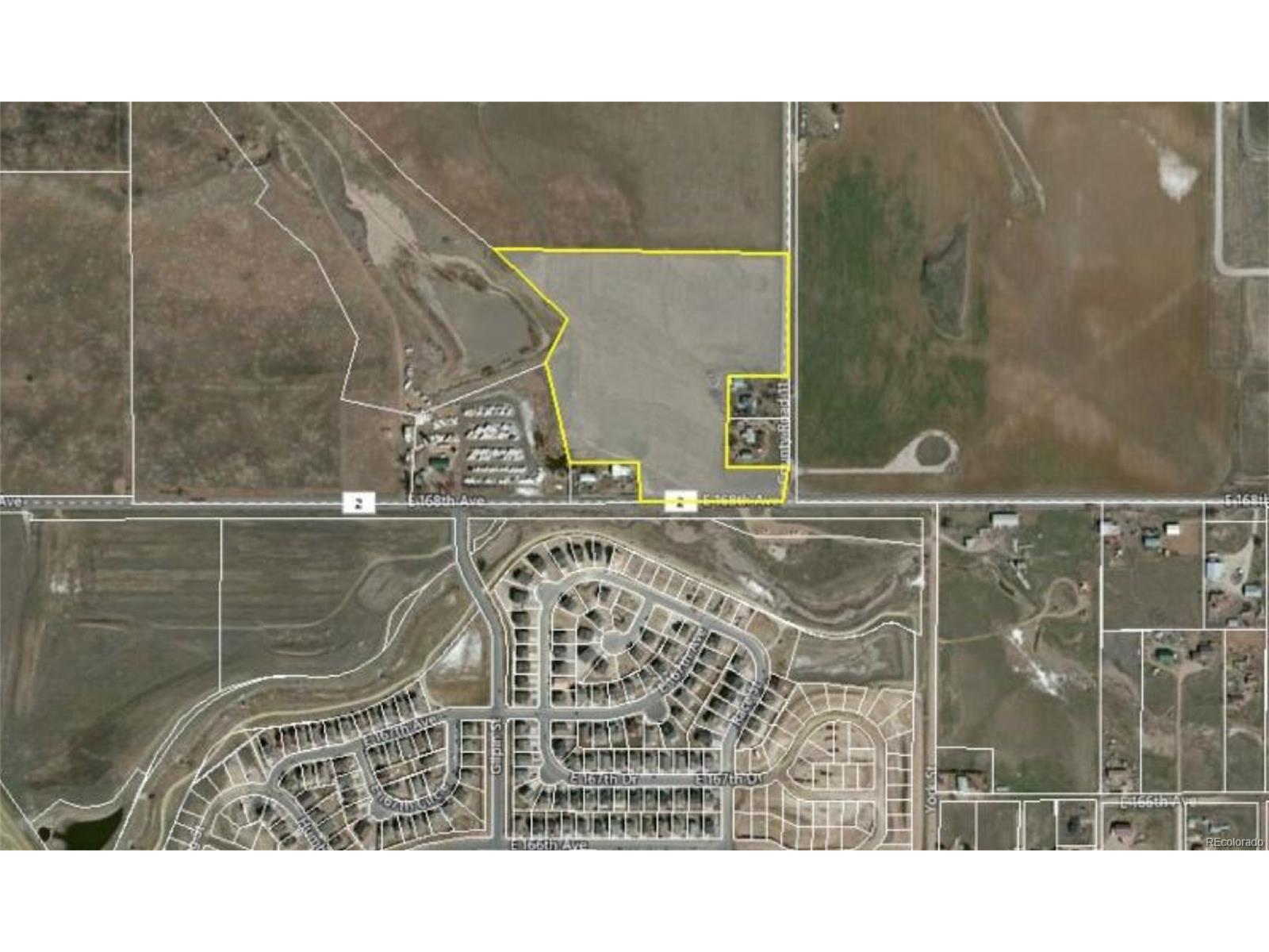 WCR 11 E. 168th Avenue, Broomfield, CO 80516 - Broomfield, CO real estate listing