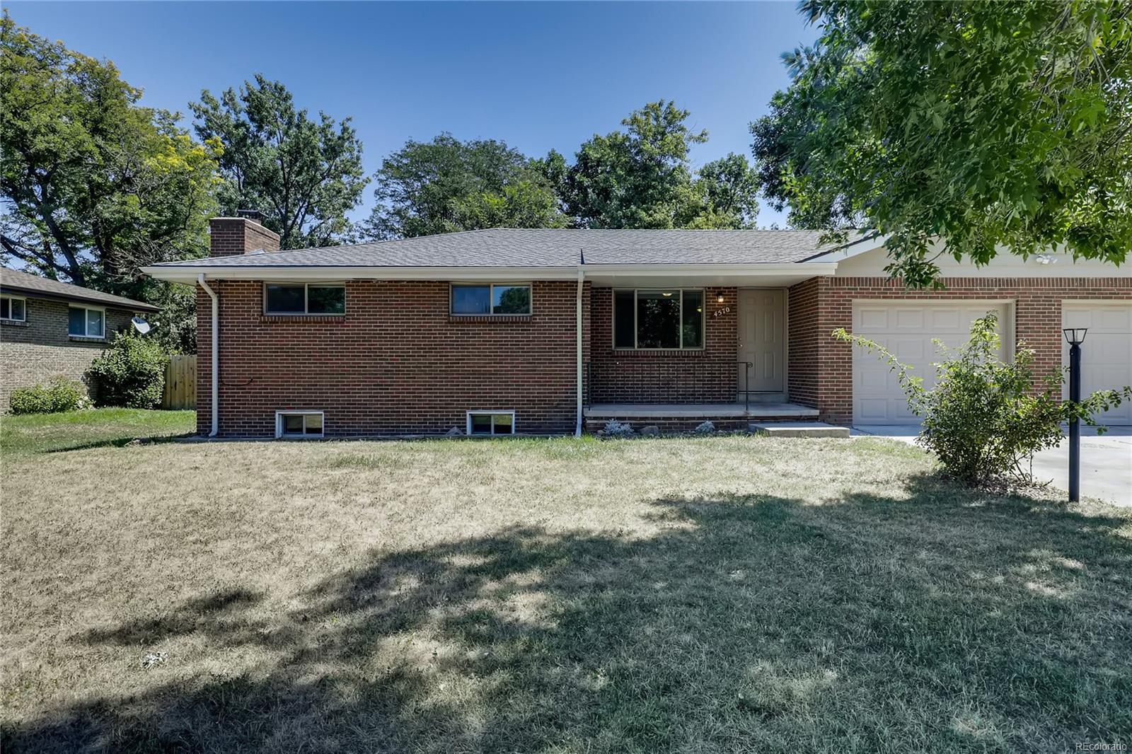 4568 Hoyt Street, Wheat Ridge, CO 80033 - Wheat Ridge, CO real estate listing