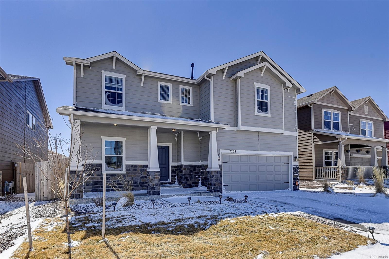 7227 Thorn Brush Way, Colorado Springs, CO 80923 - Colorado Springs, CO real estate listing
