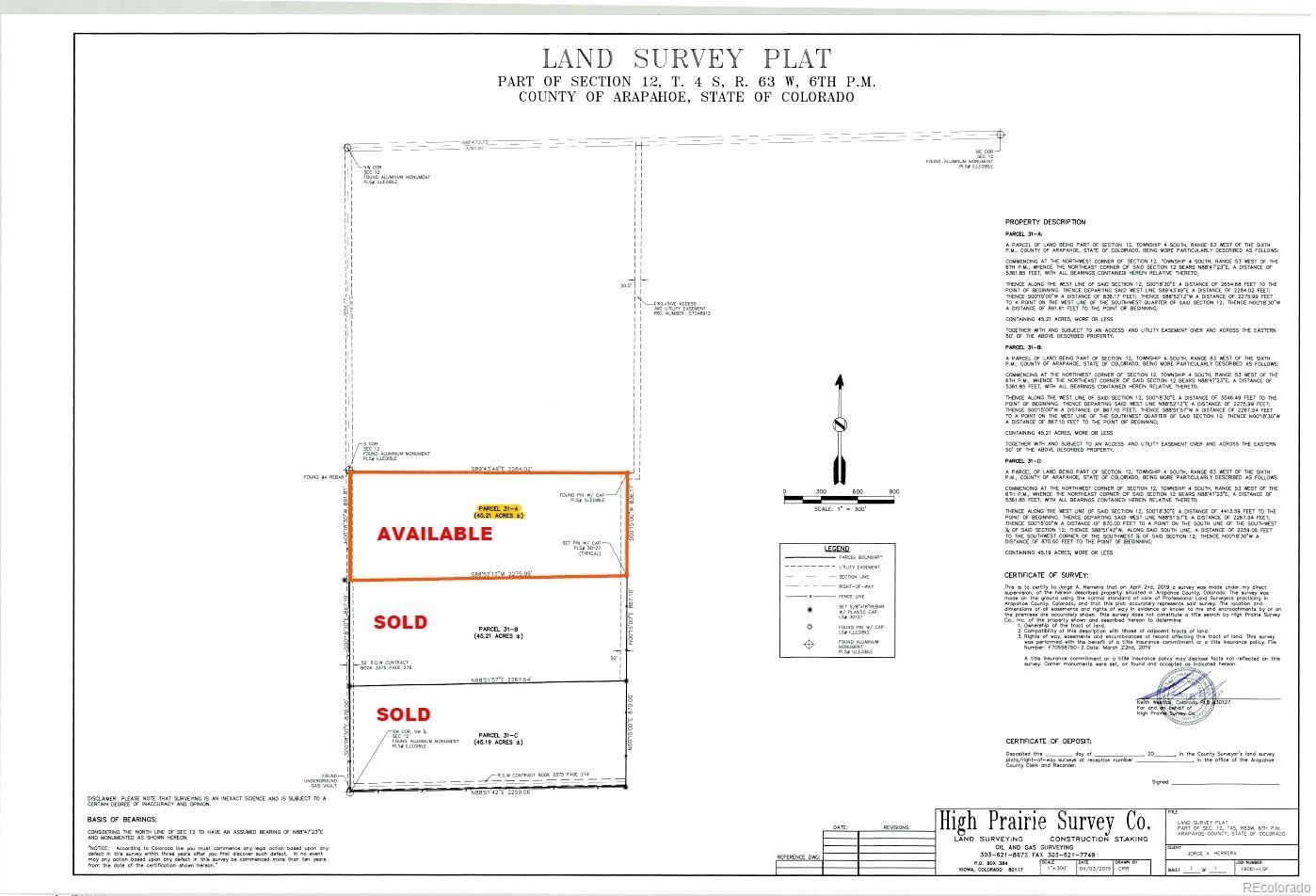 COUNTY RD 6, Bennett, CO 80136 - Bennett, CO real estate listing