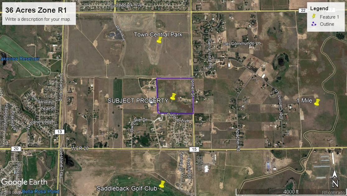 Frontier Street, Firestone, CO 80504 - Firestone, CO real estate listing