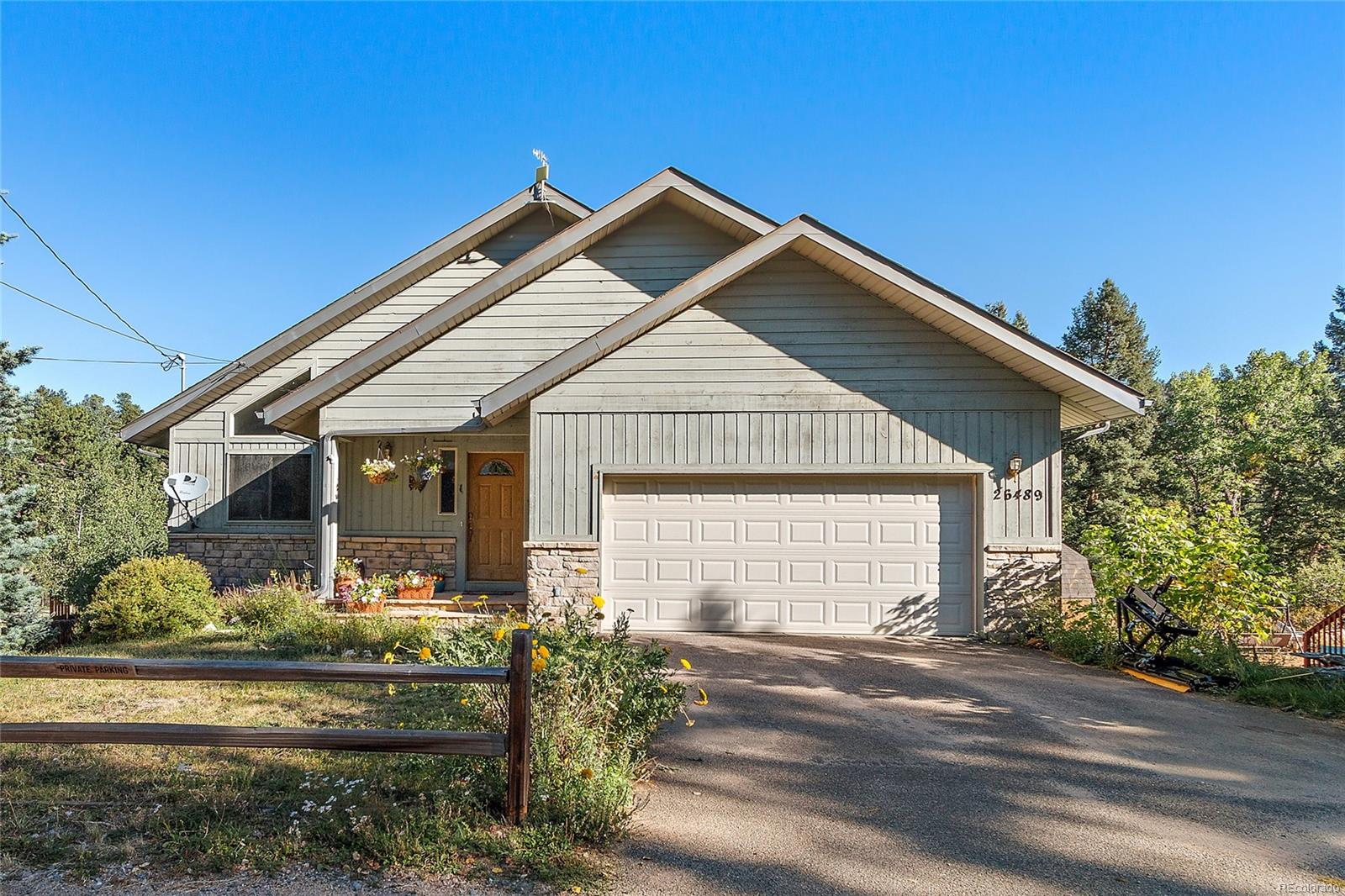 26489 Mowbray Court, Kittredge, CO 80457 - Kittredge, CO real estate listing