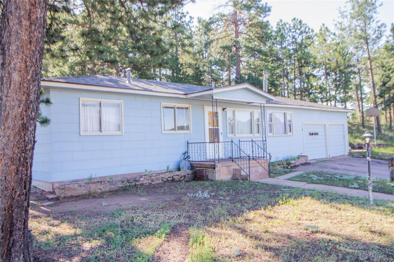 303 S Baldwin Street, Woodland Park, CO 80863 - Woodland Park, CO real estate listing