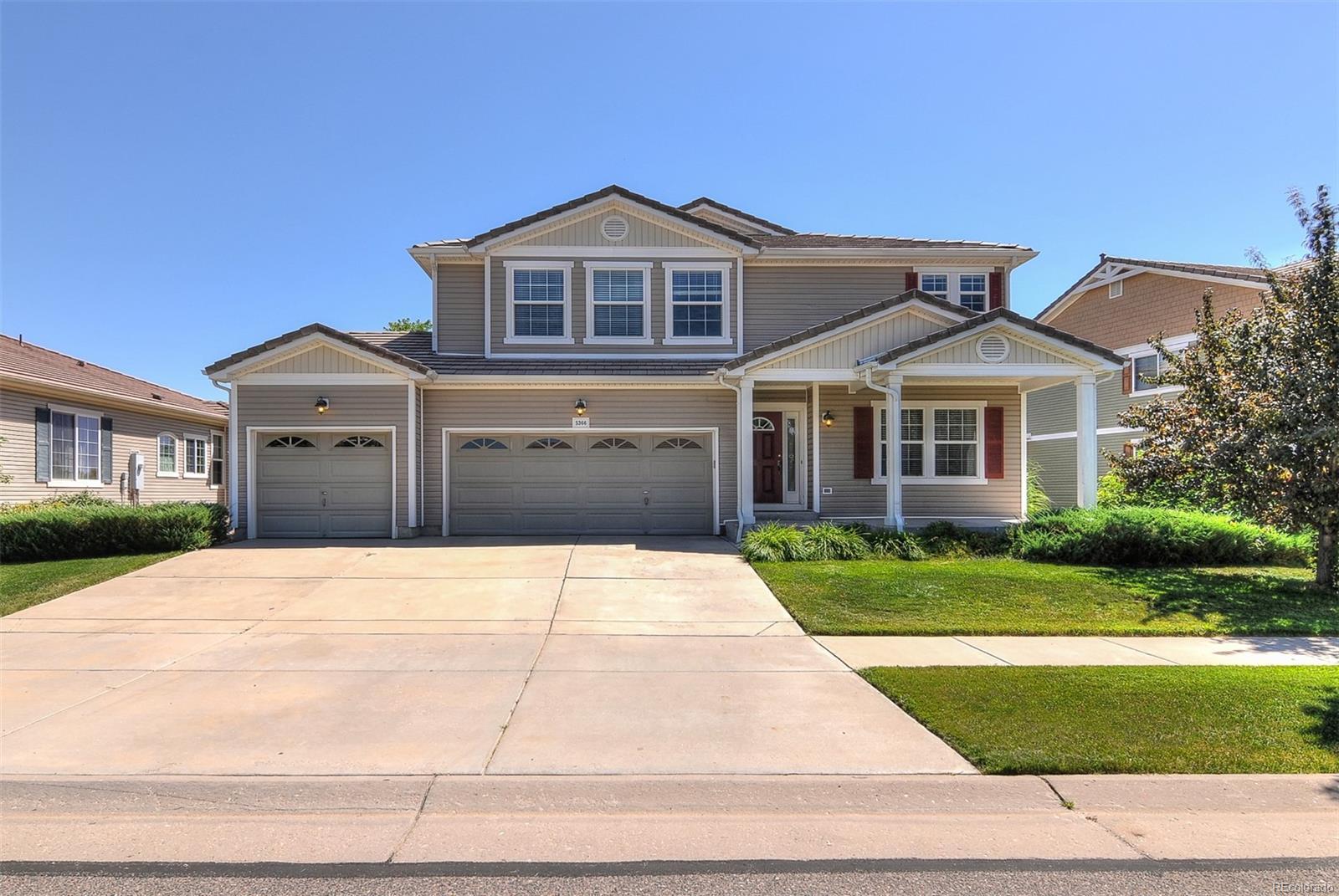 5366 Malta Street, Denver, CO 80249 - Denver, CO real estate listing