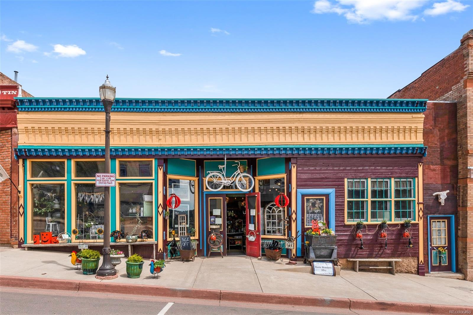 120 S 3rd Street, Victor, CO 80860 - Victor, CO real estate listing