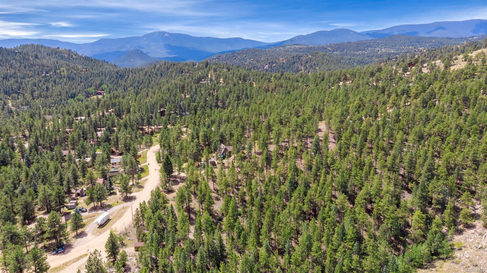 205 Blueberry Trail, Bailey, CO 80421 - Bailey, CO real estate listing