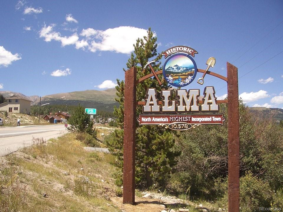 Forest Service Road, Alma, CO 80420 - Alma, CO real estate listing