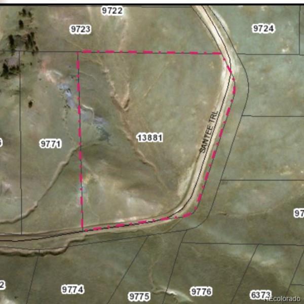 1405 San Tee Trail, Hartsel, CO 80449 - Hartsel, CO real estate listing