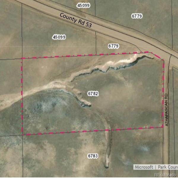 Athapascan Road, Hartsel, CO 80449 - Hartsel, CO real estate listing