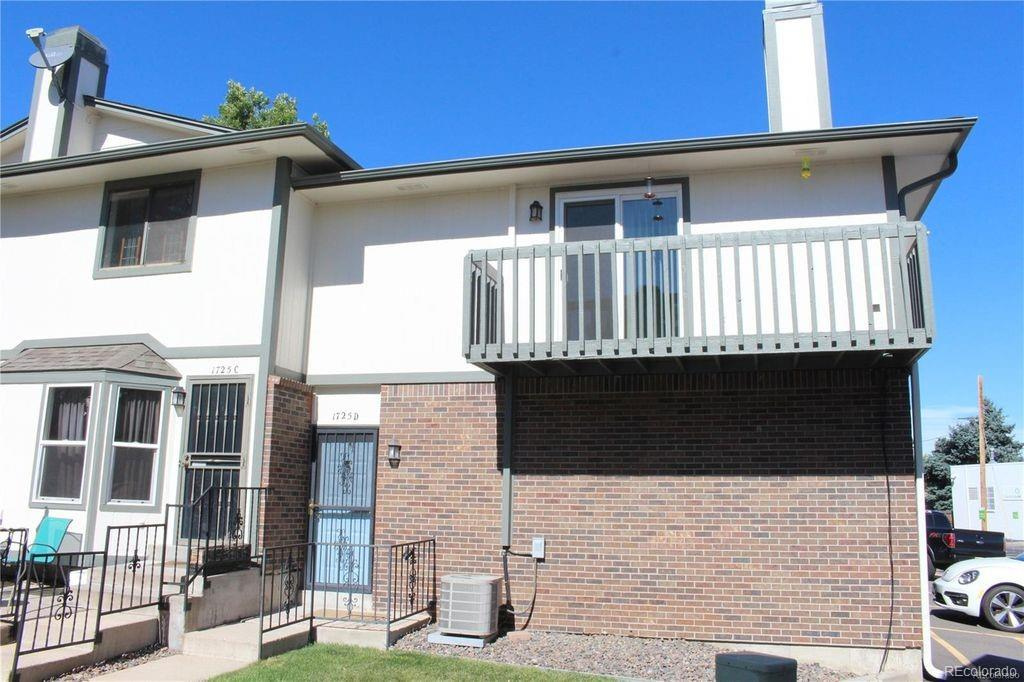 1725 S Allison Street #D, Lakewood, CO 80232 - Lakewood, CO real estate listing