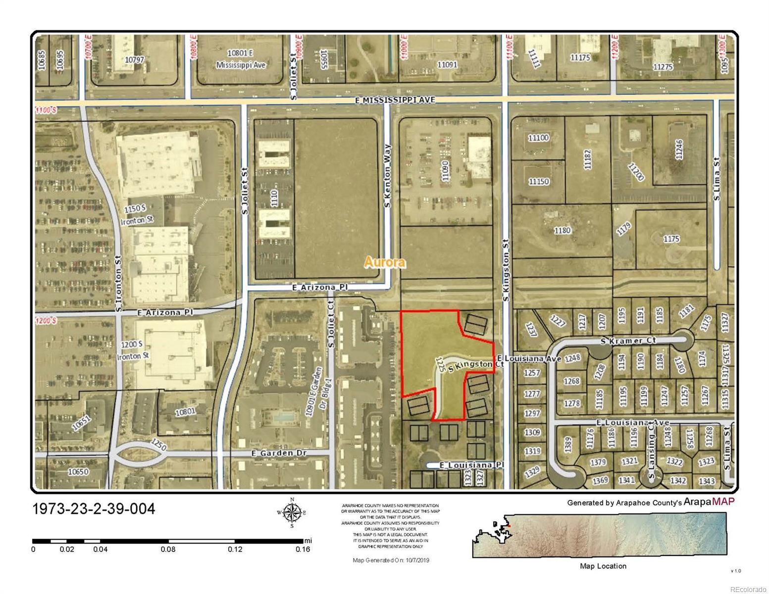 1225 S Kingston Court, Aurora, CO 80012 - Aurora, CO real estate listing