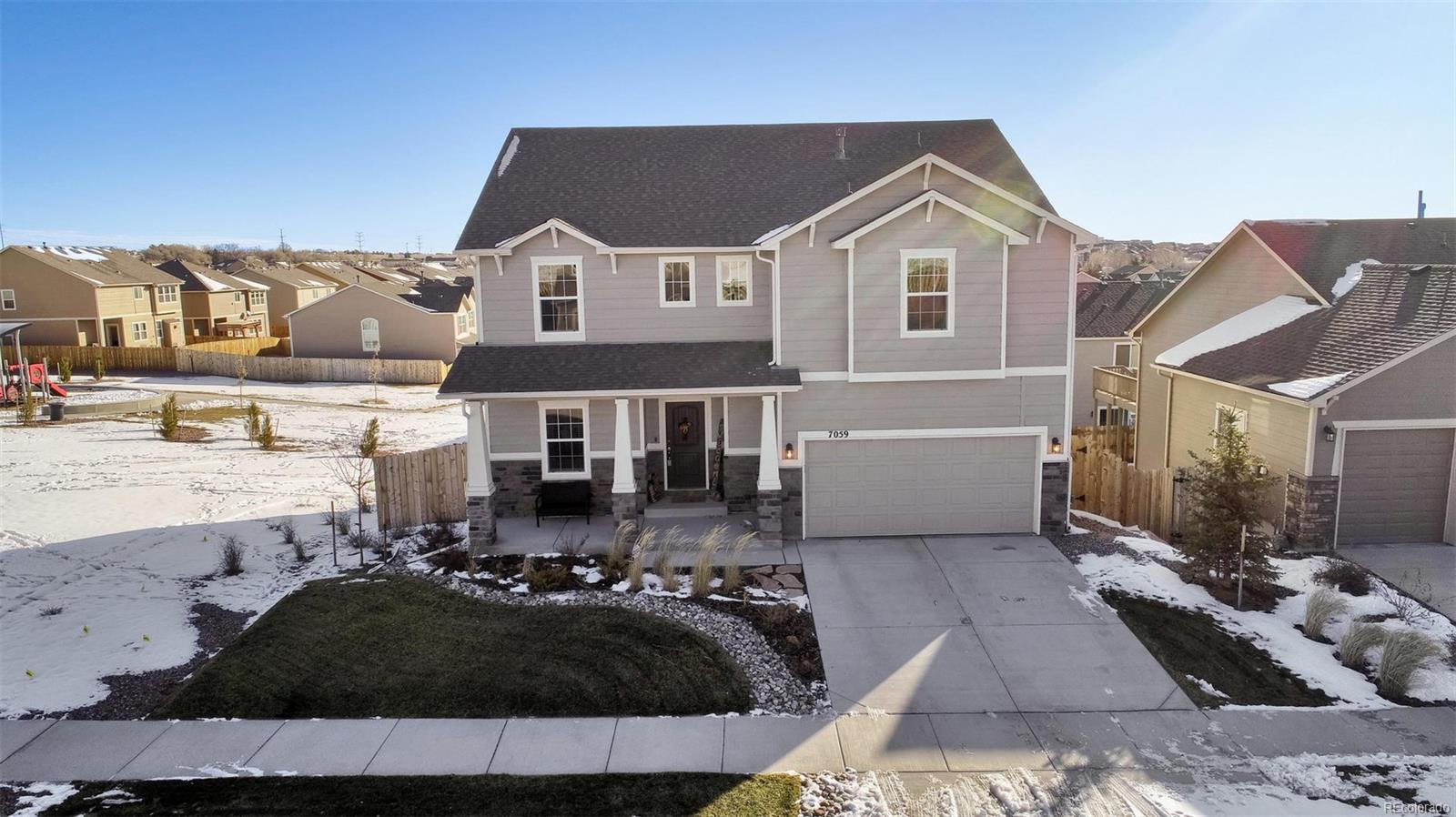 7059 Thorn Brush Way, Colorado Springs, CO 80923 - Colorado Springs, CO real estate listing