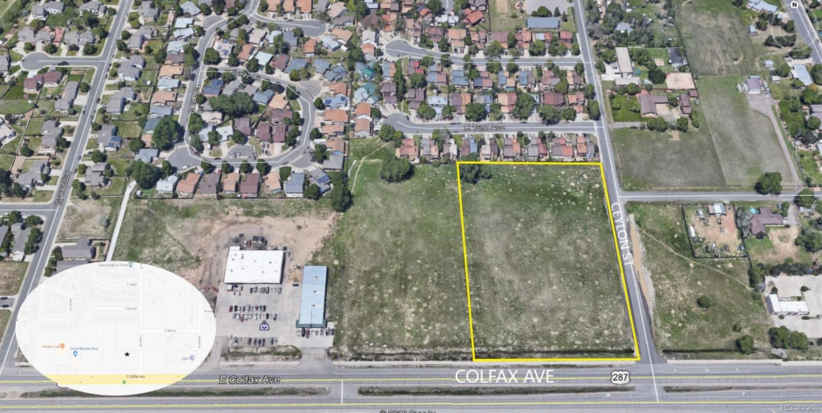 19091 E Colfax Avenue, Aurora, CO 80011 - Aurora, CO real estate listing