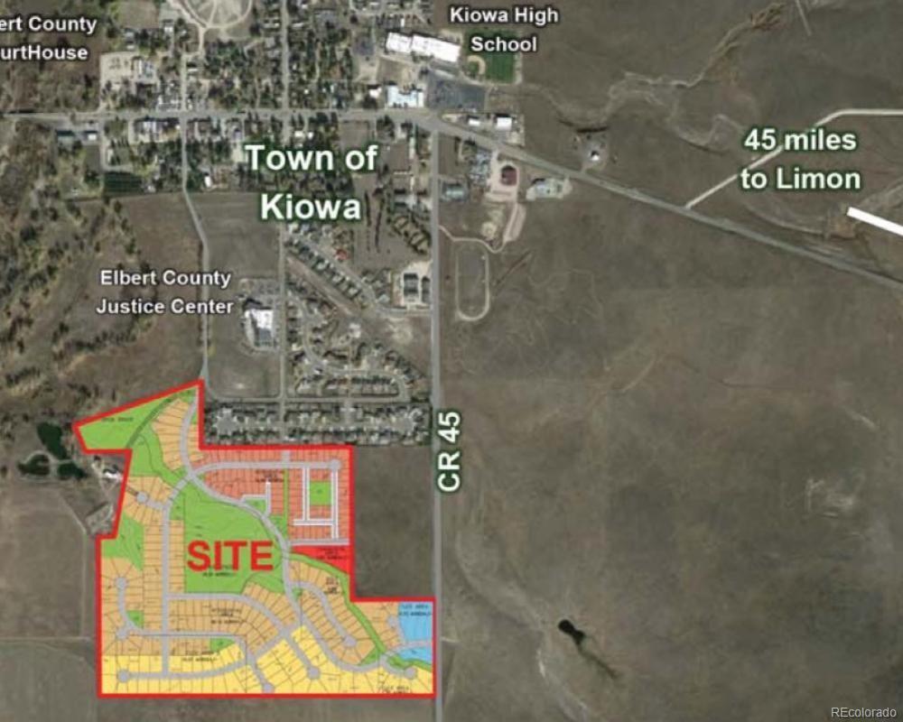 31977 County Road 45 Road, Kiowa, CO 80117 - Kiowa, CO real estate listing