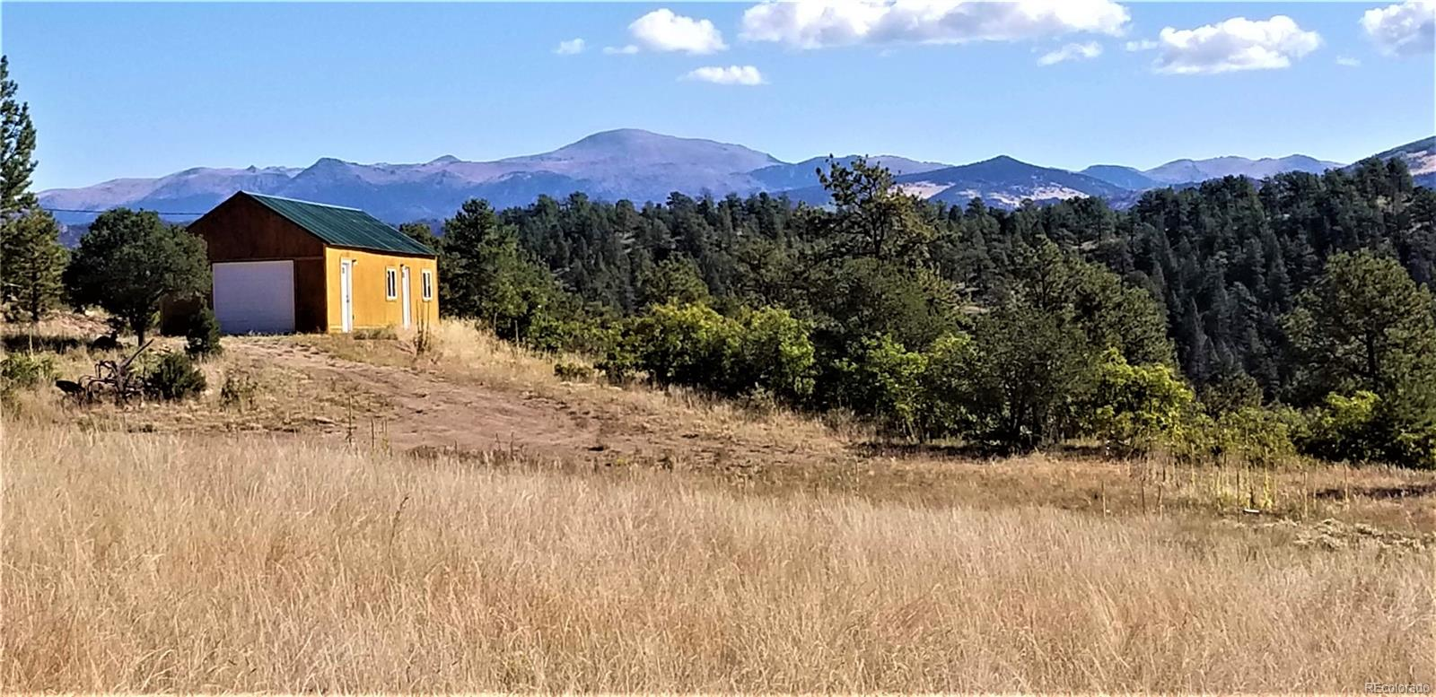 138 Pike View Lane, Florissant, CO 80816 - Florissant, CO real estate listing