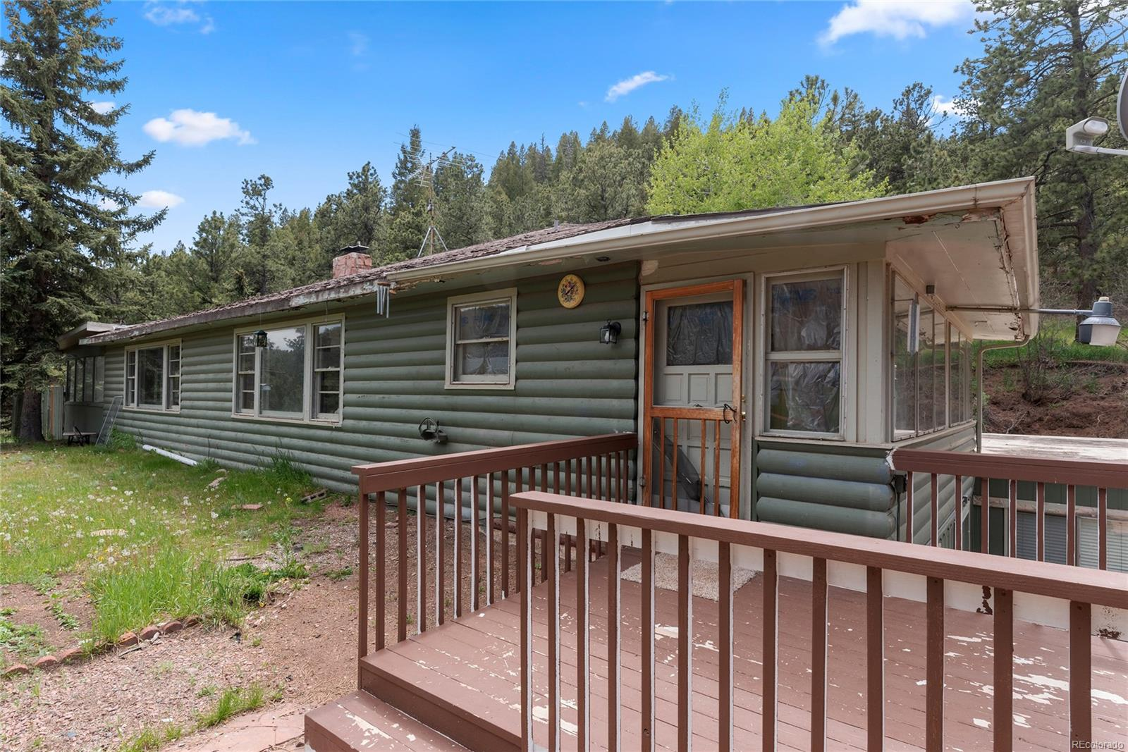 413 County Road 21, Woodland Park, CO 80863 - Woodland Park, CO real estate listing