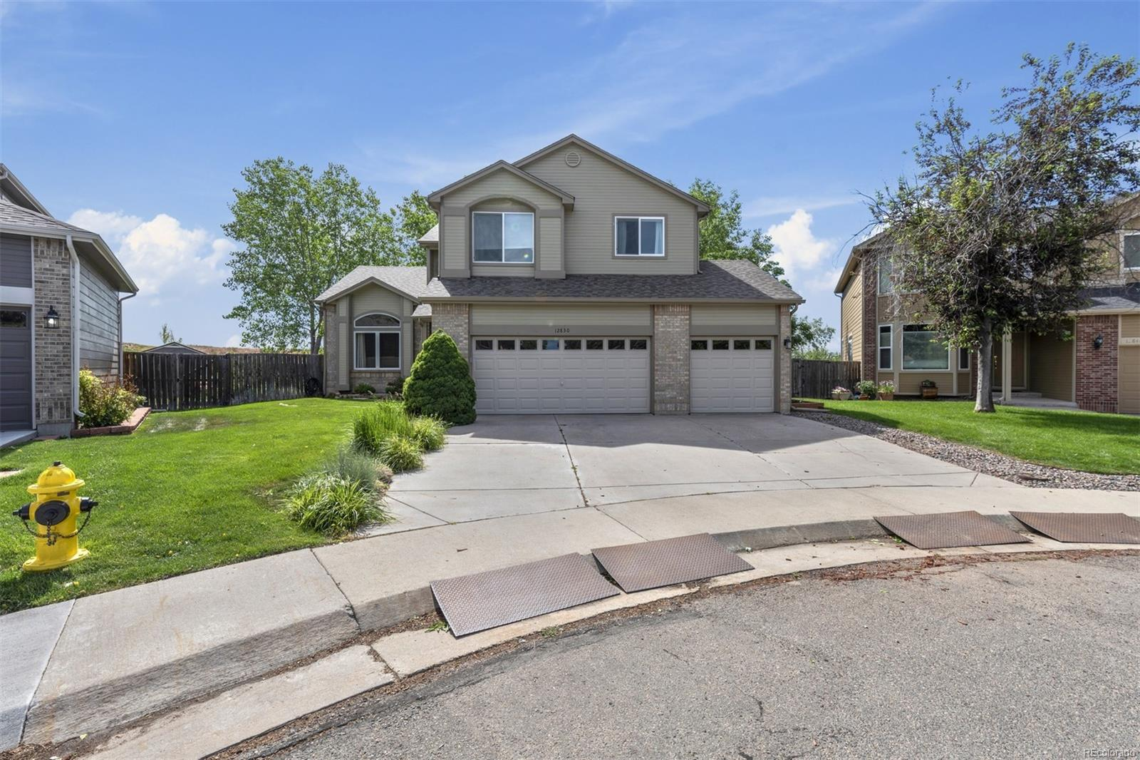 12830 55th Place, Arvada, CO 80002 - Arvada, CO real estate listing