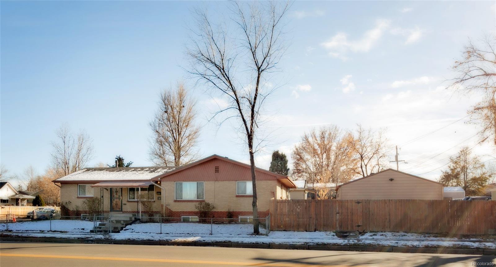 4595 Zenobia Street, Denver, CO 80212 - Denver, CO real estate listing
