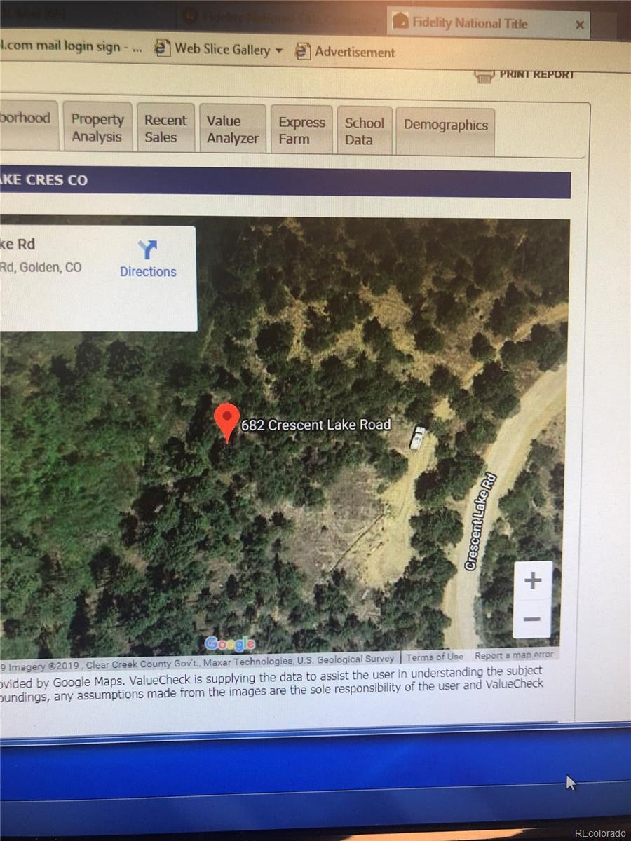 854 Crescent Lake Road, Golden, CO 80403 - Golden, CO real estate listing