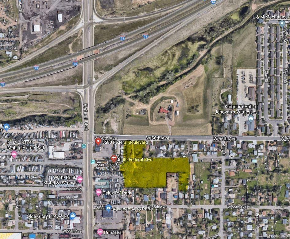 2922 W 56th Avenue, Denver, CO 80221 - Denver, CO real estate listing