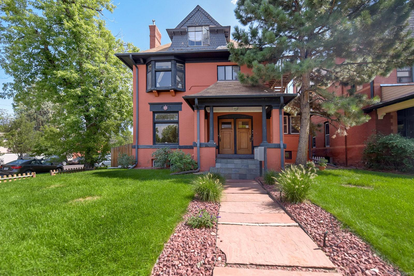 872 Clarkson Street, Denver, CO 80218 - Denver, CO real estate listing