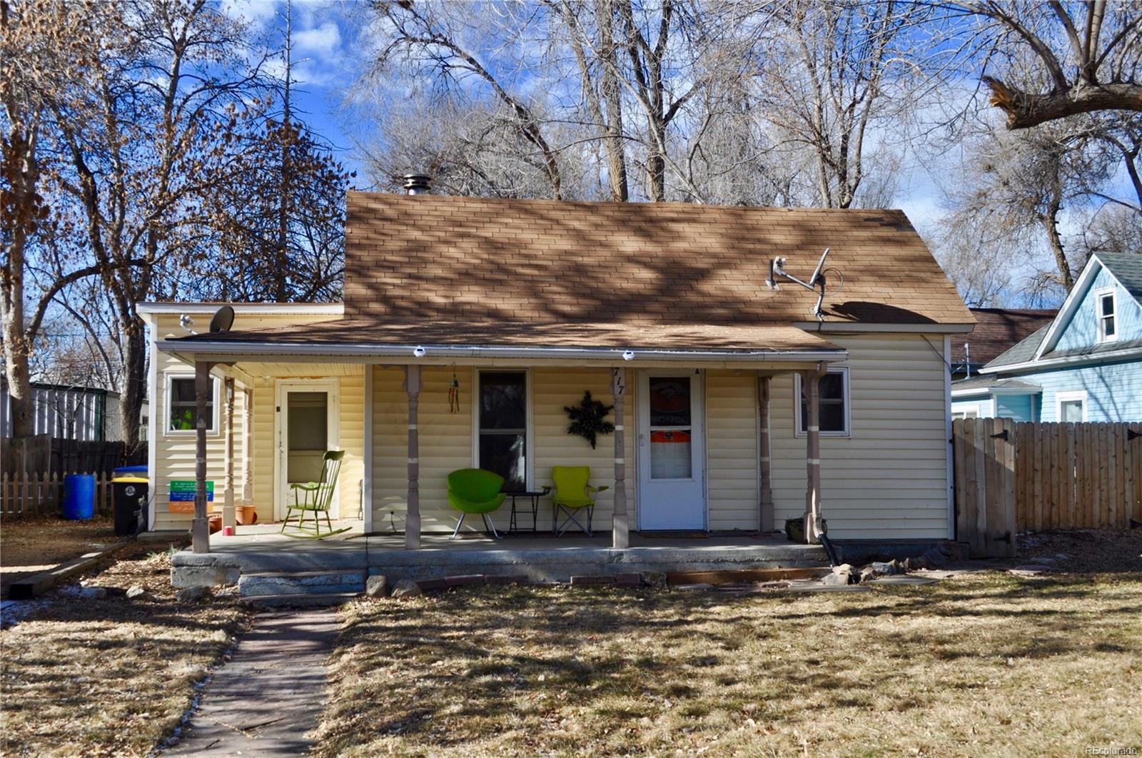 717 Baker Street, Longmont, CO 80501 - Longmont, CO real estate listing