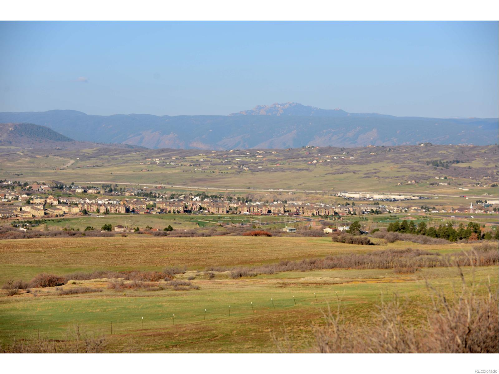 NA RIDGE Road, Castle Rock, CO 80104 - Castle Rock, CO real estate listing
