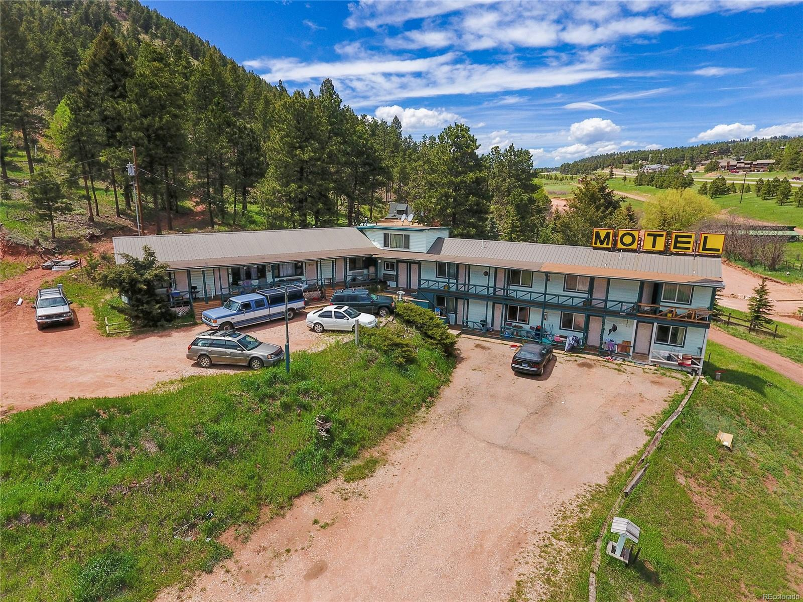 425 County Road 21, Woodland Park, CO 80863 - Woodland Park, CO real estate listing