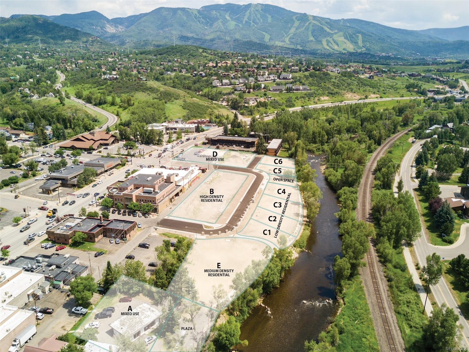 446 Yampa St- Riverview Parcel A, Steamboat Springs, CO 80487 - Steamboat Springs, CO real estate listing