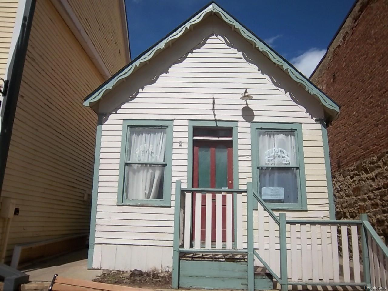 115 Eureka Street, Central City, CO 80427 - Central City, CO real estate listing