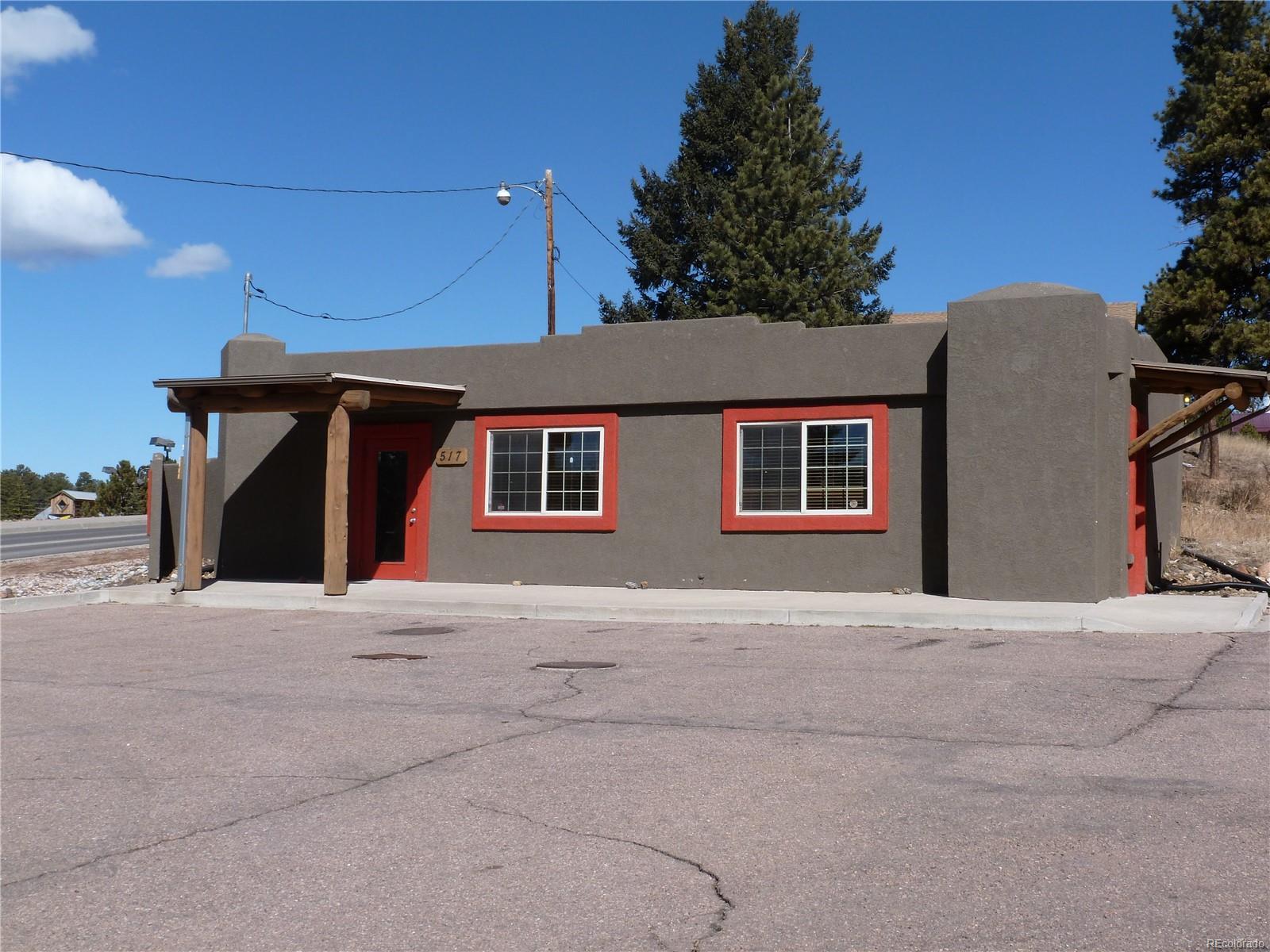 517 S Baldwin Street, Woodland Park, CO 80863 - Woodland Park, CO real estate listing