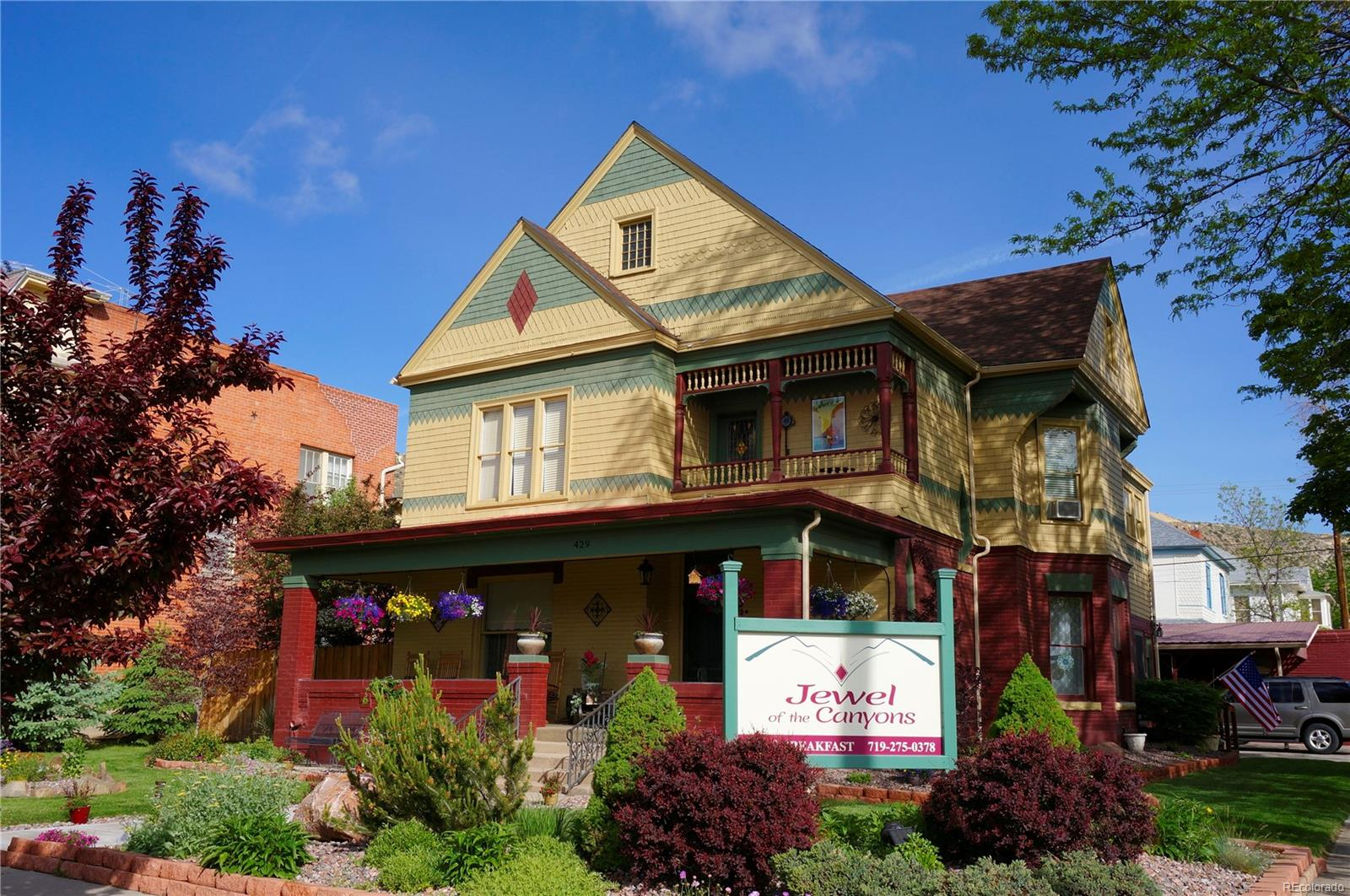 429 Greenwood Avenue, Canon City, CO 81212 - Canon City, CO real estate listing