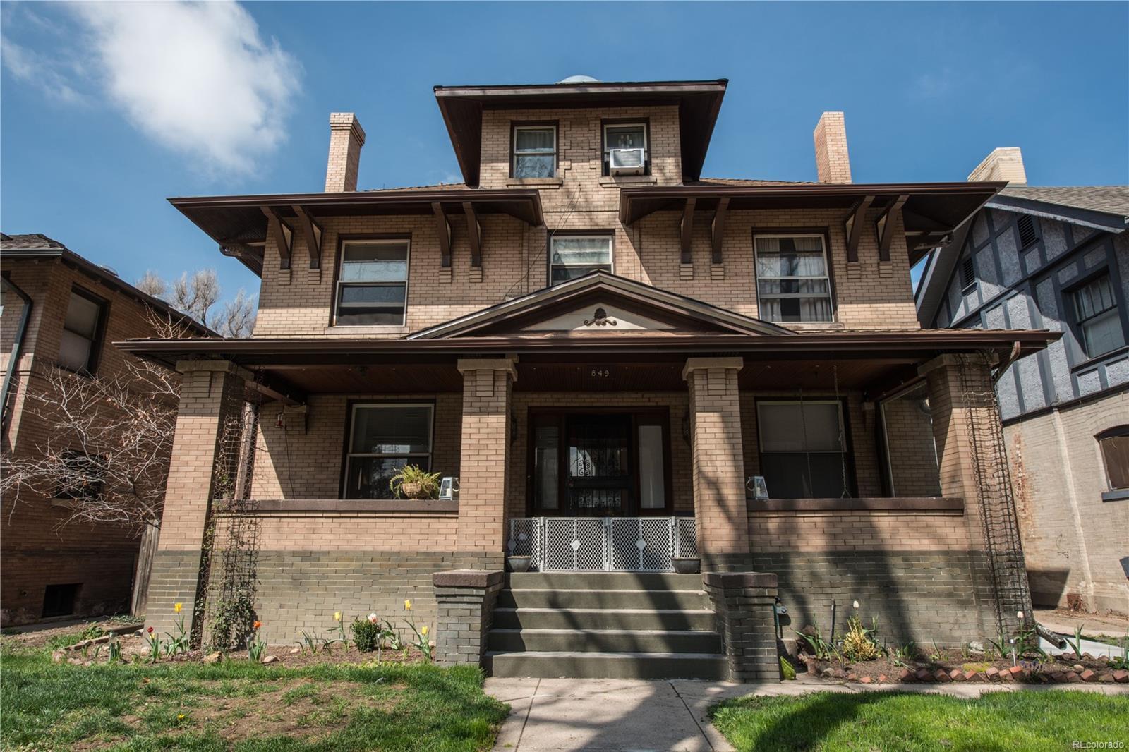 849 N Humboldt Street, Denver, CO 80218 - Denver, CO real estate listing