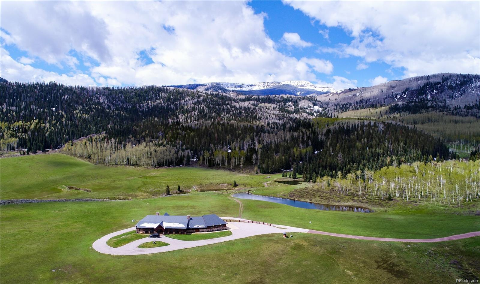 70962 County Road #8, Meeker, CO 81641 - Meeker, CO real estate listing