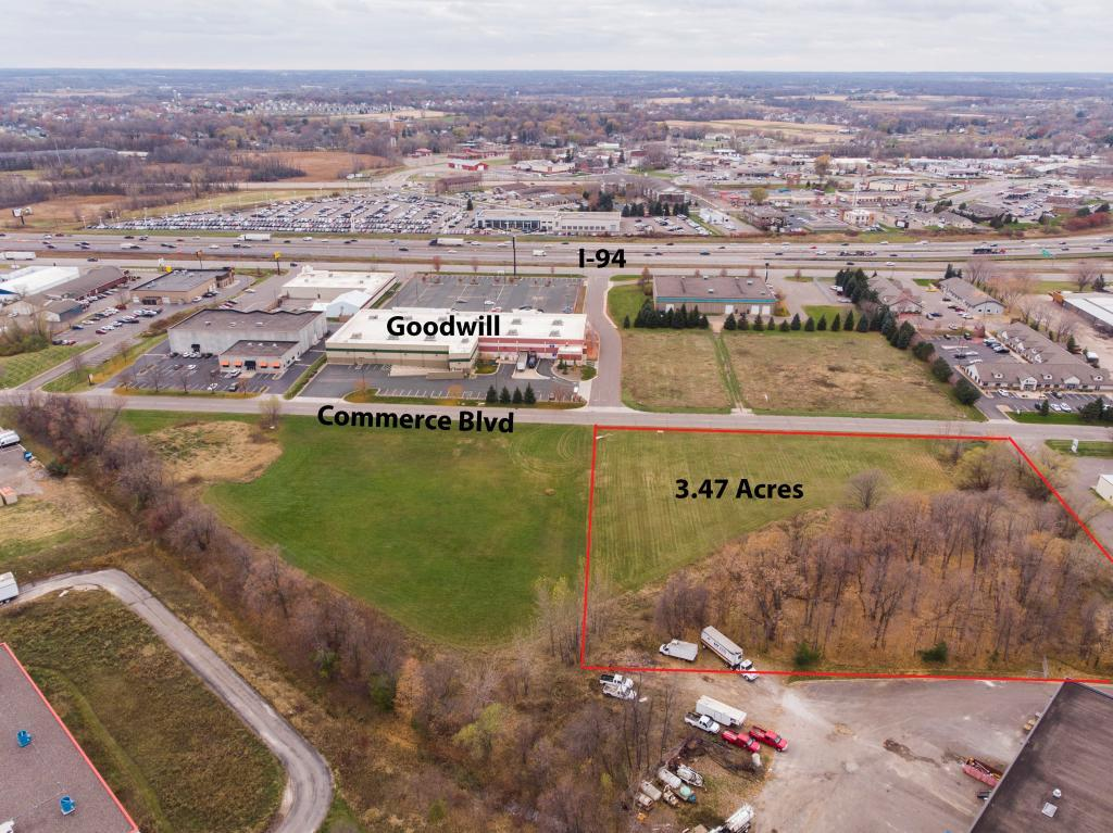 xxx Commerce Boulevard Property Photo - Rogers, MN real estate listing