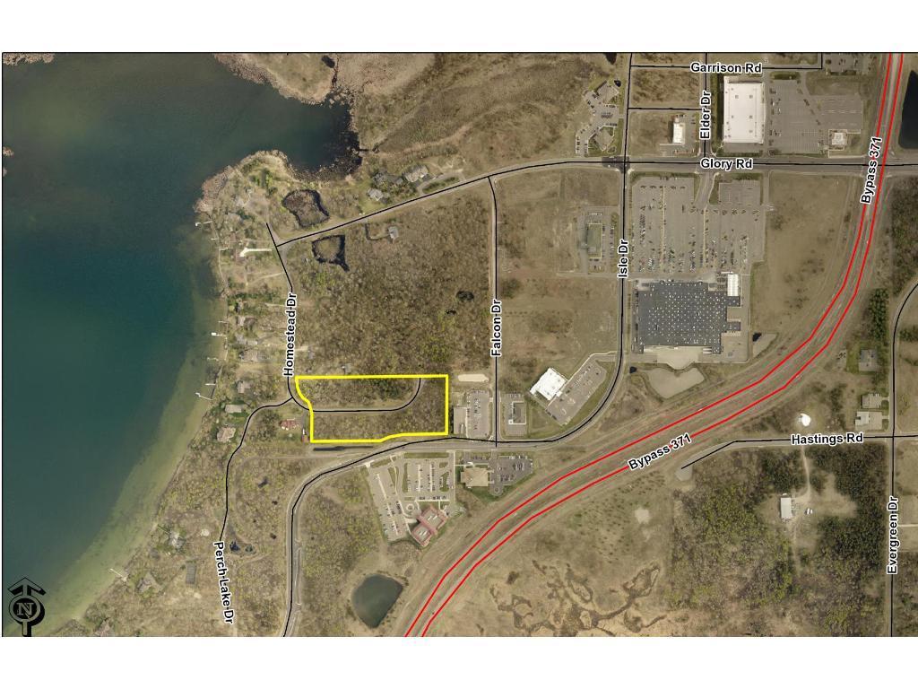 0 Isle Drive Property Photo - Baxter, MN real estate listing