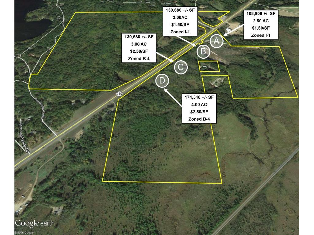 D Hwy 210 Property Photo - Brainerd, MN real estate listing